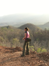 Dry Season in Chiang Mai Province